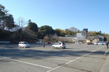 1山麓公園駐車場