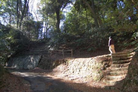 12笠間城跡