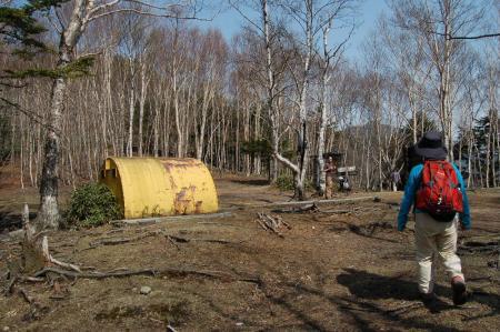 28避難小屋