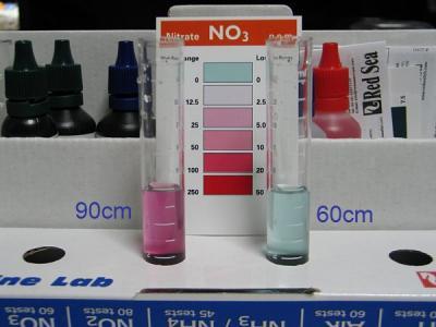硝酸塩の測定