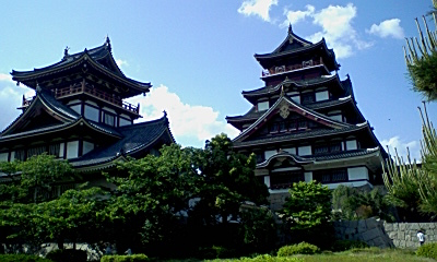 桃山城02