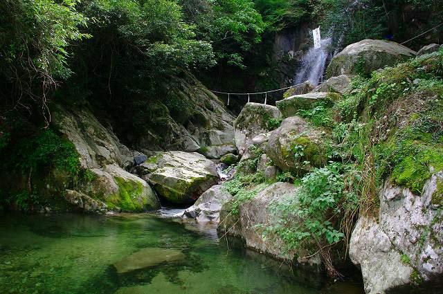 坊主ヶ滝1