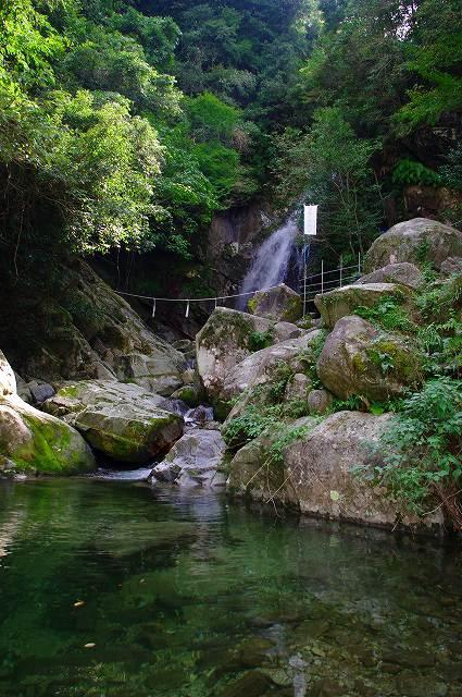 坊主ヶ滝3