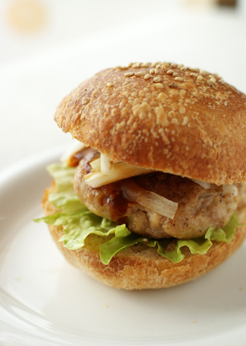 ハンバーガー01