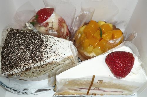 ヨシエのケーキ