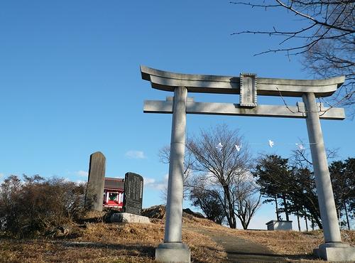 男浅間神社