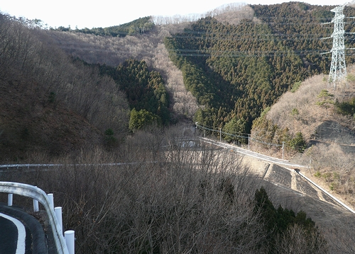 粟谷松田線-途中1
