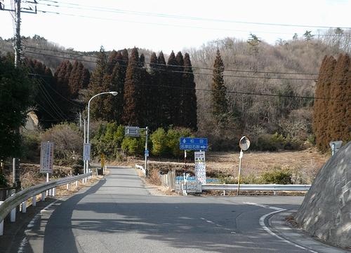 藤坂峠-名草巨石群