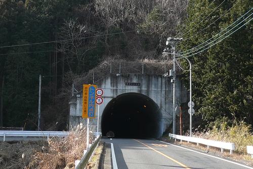 藤坂峠-猪子トンネル