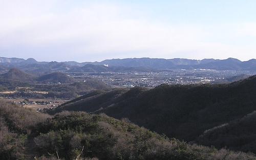 大坊山-山頂番屋1