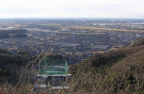 大坊山-展望台2