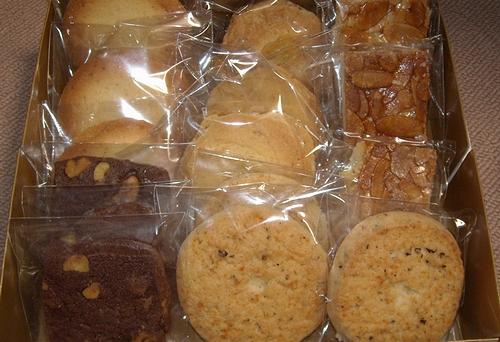 サロンドテェヨシエ-クッキー