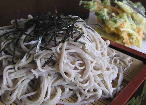 そば処森下-蕎麦