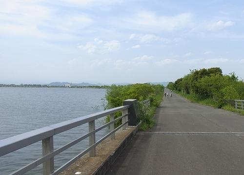 遊水地-谷中湖