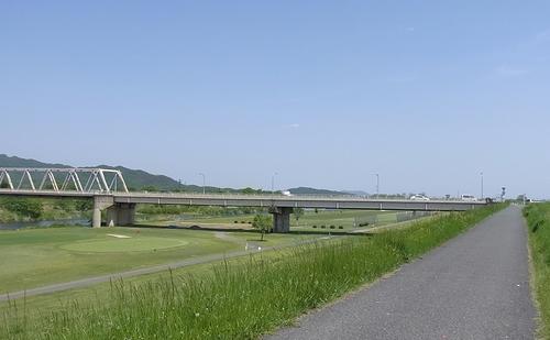 遊水地-福猿橋
