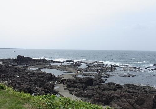 道の駅あつみ-海