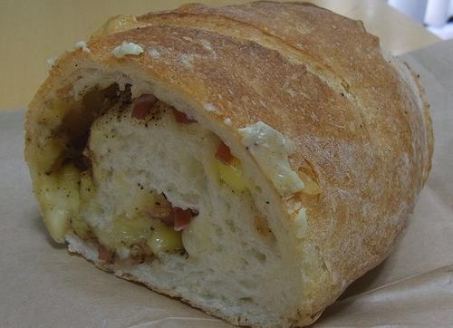 政次郎-チーズベーコン