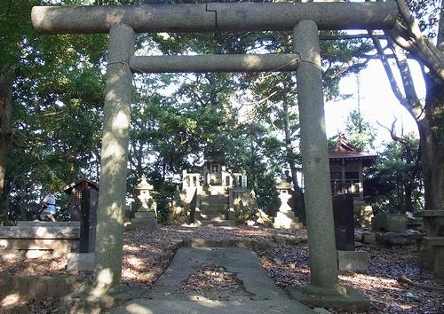 大綱林道~両崖山~織姫公園-両崖山
