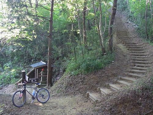 大綱林道~両崖山~織姫公園-おと坂