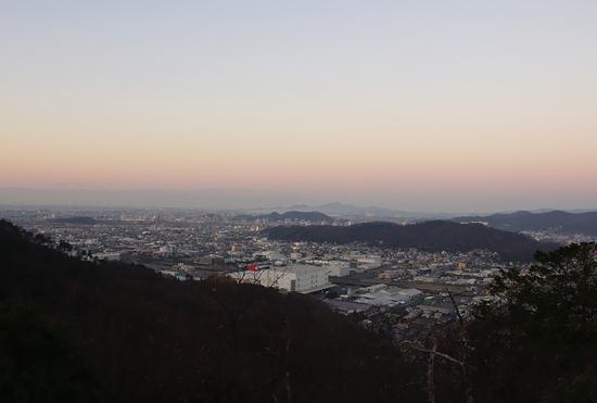 御嶽山大坊山縦走-御嶽山奥の院景色