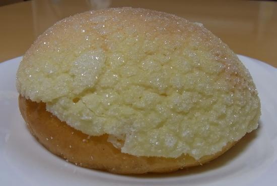 ムーランヴェール-ひんやりメロンパン