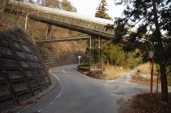 林道宮の入線-入り口
