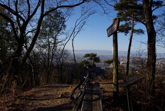 御嶽山~あわぎ山-天道山分岐0122