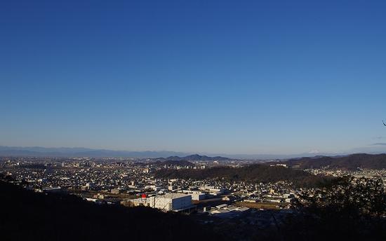 御嶽山~あわぎ山-途中展望0122