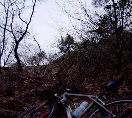 天道山-健脚コース