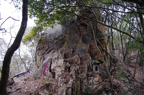 西場富士-大岩
