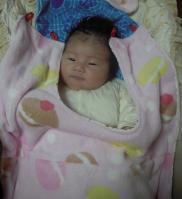 赤ちゃん毛布マカロンB