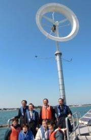 洋上風力発電3 003