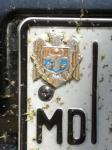 モルドヴァ共和国ナンバープレート