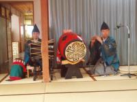 江戸里神楽お囃子H211121