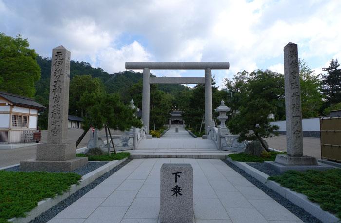 元伊勢 籠神社 1