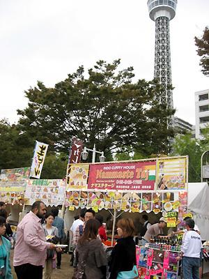 ディワリ・イン・ヨコハマ2009