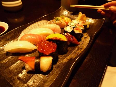 sushi sandiego