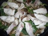 鯛の蒸し鍋