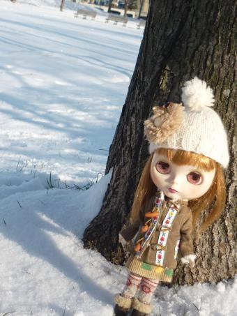 早く根雪になって欲しいようなそうでないような・・。