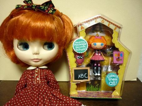 オレンジヘアのクラウドちゃん