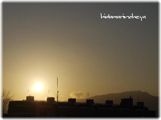 夕陽110203
