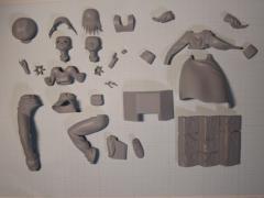 トレフェスinAKIBA 千石撫子(化物語) RCベルグ見積画像 Ver.恋愛サーキュレーション GSプロジェクトEX