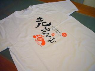 完走Tシャツ
