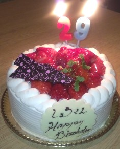 sho birthdaycake