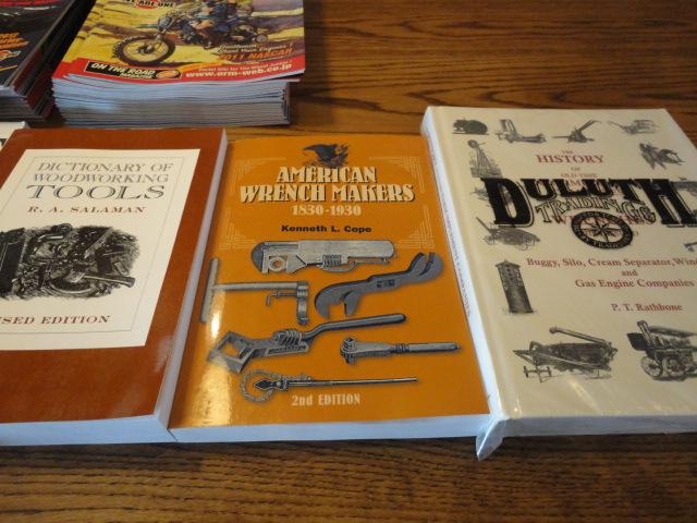 アメリカの道具の本