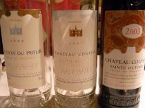 08左から白ワイン・ロゼ・赤ワイン