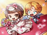 りのcとの結婚式