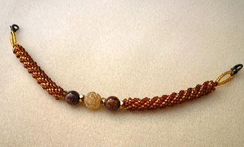 ローズ羽織紐1