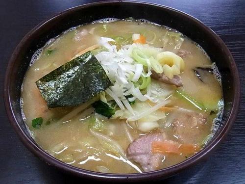 タンメン(塩味)