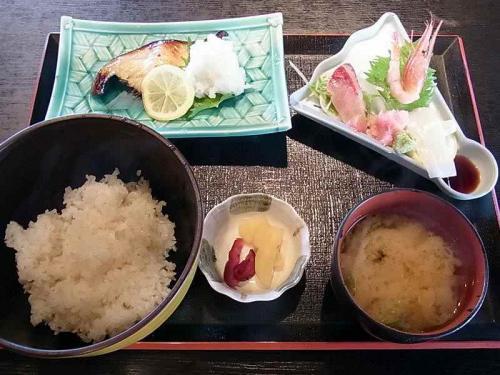 日替焼魚定食
